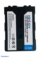 NP-FM500H Rechargeable Li-ion Battery for Sony Cameras (check compatibility)