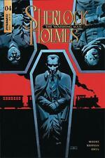 Sherlock Holmes: Vanishing Man #4!!!