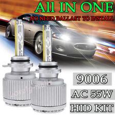 AC 55W 9006 Headlight Bulbs HID KIT Light for Toyota Camry RAV4 Corolla Matrix