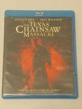 The Texas Chainsaw Massacre (Blu-ray Disc, 2009) Disc Is Mint