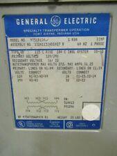 GE 9T51B130, 1 KVA, 120/240X16/32 Volt, Buck Boost Transformer (NS) -T1896-NEW-S
