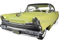 1956 LINCOLN PREMIERE HARD TOP YELLOW/BLACK PLATINUM EDITION 1:18 SUNSTAR 4654