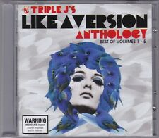 Triple J - Like A Version - Anthology Best Of Volumes 1-5 - CD (ABC 371225)