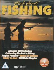 Mad About Fishing - 4 DVD Collectors Edition. volume 2
