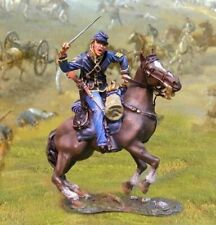 Collectors Showcase - Civil War Union Cavalry Slashing CS00626 7th Michigan OOP
