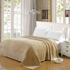 Premium Collection Pinstripe Woven Fabric Blanket, Soft & Plush Throw Blanket