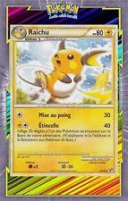 🌈Raichu - HS04:Indomptable - 33/90 - Carte Pokemon Neuve Française
