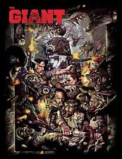 RARE The Giant Call of Duty Black Ops 3 Poster Zombies 2015 Activision Gamestop