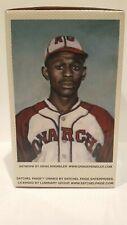 Kansas City Monarchs Satchel Paige Negro League Museum Bobblehead New In Box !