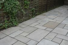 Kandla Grey Unique Indian Nutaral Sandstone Paving Patio Flags Garden Slabs 19m2
