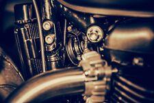 Wunderkind Classic Triumph Bobber Speedmaster Horn Relocation Kit