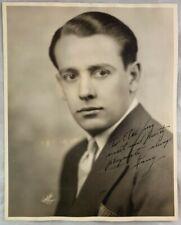 """Antique New York Studio Photograph Actor """"Harry"""""""