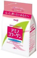 Meiji Amino Collagen Powder Refill 214g 30days Supplement Japan