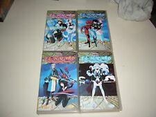 VHS EL-HAZARD SERIE 1 ANIME INEDITO DVD MANGA DYNAMIC NO YAMATO HENTAI OAV OVA