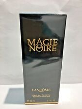Magie Noire By Lancome Women Perfume EDT Spray 1.7 oz 50 ml NIB Sealed Rare