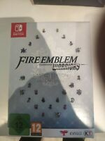 fire emblem warriors limited edition limitée nintendo switch neuf