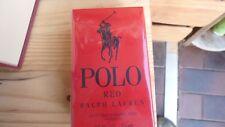 new Ralph Lauren Polo Red  75ml EDT Spray