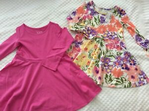 2 Girls 3T Spring Dresses by The Children's Place.  NEW WITH TAGS!