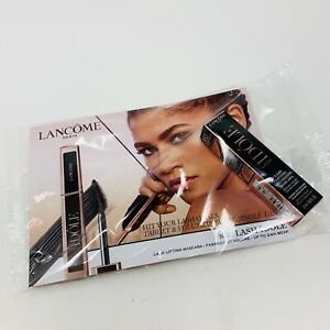 Lancome Idole Lash Lifting Volumizing Mascara 01 Glossy Black .08oz/2.5ml Travel