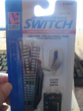 N Scale Life Like Remote Control left  hand switches - NEW!!
