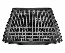 TAILORED RUBBER BOOT LINER MAT TRAY Audi A4 B8 Avant / Estate 2007-2015