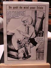 9 Planches de montage - Un Goût De Miel Pour Trixie - Complet - Primevère sp 6