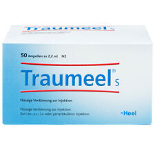 HEEL Traumeel S 50 Amps 2.2ml Homeopathic Remedies