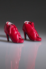 Tonner Shirred Step Red Heels for Ellowyne Wilde NRFB shoes