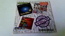 """CD SINGLE """"OBJETIVOS VOL VI"""" 16 TRACKS LONE STAR DANIEL Y LA QUARTET BAND AI AI"""