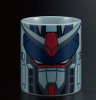 Legend Gundam Face Mug Japan Gundam Cafe Limited 2020.9.1 New Release