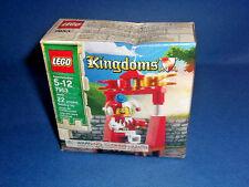 Lego 7953 Court Jester CASTLE Kingdoms Lion Knights Joker Clown 2008 Minifig NEW