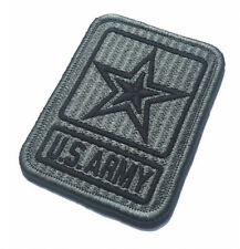 U.S. ARMY MILITARY MORALE TACTICAL BADGES EMBROIDERED HOOK PATCH  sh  946