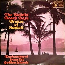 THE WAIKIKI BEACH BOYS Breeze Of Hawaii - 1967  UK Vinyl LP  EXCELLENT CONDITION