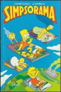 Simpsons Comics Sonderband Band 3: Simps-O-Rama (1. Auflage 1998) Z 1-2