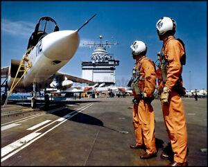 USN A-5 / A3J-1 Vigilante VAH-7 Peacemakers 1962 8x10 Aircraft Photos