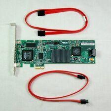 AMCC 3Ware SATA Raid 2-Port 9650SE-2LP Controller - Festplatten Harddisk PCI-E