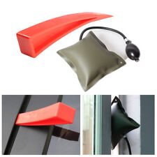 Automotive Air Pump Wedge bag Car Window Doors Emergency Shim Entry Open Tools