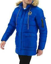 HYPE Blue Explorer Jacket 4XL XXXXL Chest 60/62 (ccc16-3)