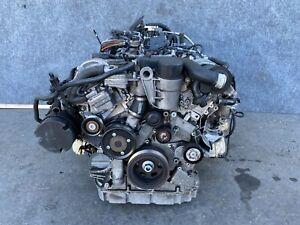 2007-2014 MERCEDES W221 W216 CL600 S600 V12 BI TURBO ENGINE MOTOR ASSEMBLY OEM