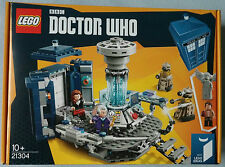 Lego ® ideas 21304 Doctor Who nuevo con embalaje original new and sealed box Exclusive