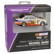 3-Button Road Mice NASCAR Dale Earnhardt Jr. 2.4GHz Wireless Optical Scroll