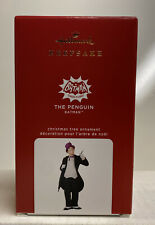 2020 Hallmark Keepsake Batman The Penguin Limited Edition Ornament