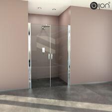 Nischentür Pendeltür Duschtür Schwenktür Duschabtrennung Dusche Duschkabine ESG
