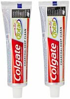 Colgate Total Charcoal Toothpaste 120 g Pack of 2 + Free Shipping