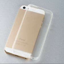 Slim Transparent Hard Plastic Protector Clear Case Cover for Apple iPhone 5s 5se