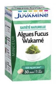 Juvamine minceur santé naturelle algues du japon Fucus Wakamé