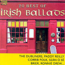 20 Best of Irish Ballads, New Music