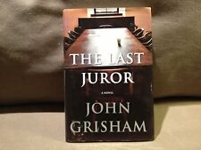 The Last Juror by John Grisham First Edition 2004 Very Good Condition