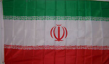 NEW 3x5 ft IRAN IRANIAN FLAG WITH BRASS GROMMETS