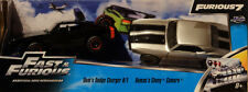 Dodge Charger & Chevy Camaro Off Road Fast & Furious Twin 1:32 Jada Toys 97163